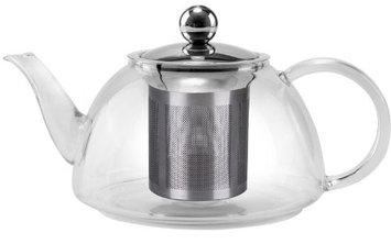 Uniwaer Premium Heat Resistant Glass Kettle Tea Pot COFFEE TEAPOT 800ml