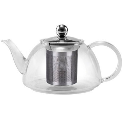 Uniwaer Premium Heat Resistant Glass Kettle Tea Pot COFFEE TEAPOT 800ml