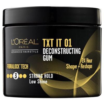L'Oréal Paris Advanced Hairstyle TXT IT Deconstructing Gum