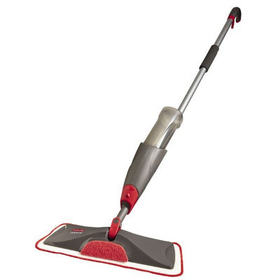 Rubbermaid Reveal Spray Mop with Scrubber