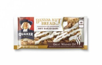Quaker Soft Baked Bars
