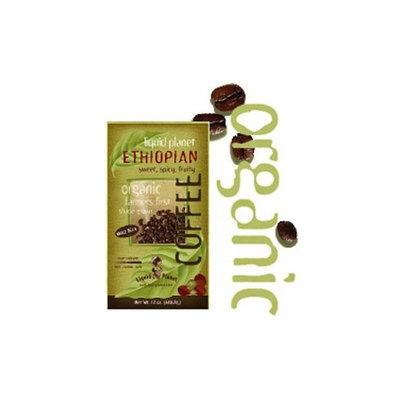 Liquid Planet Organic Origin Ethiopian Coffee; Ground