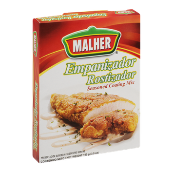 Malher Empanizador Rostizador Seasoned Coating Mix