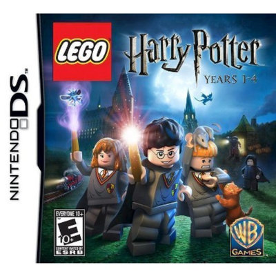 Warner Brothers LEGO Harry Potter: Years 1-4 (Nintendo DS)