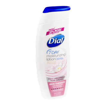 Dial® 7 Day Moisturizing Lotion