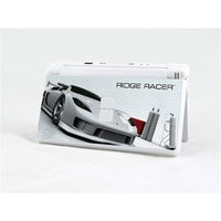 Pacers RIDGE RACER Decorative Protector Skin Decal Cortex Sticker for Nintendo DSL