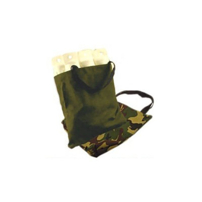 Hallmark Dog Training Supplies Hallmark 73800 Dummy Tote Bag - Woodland Camo