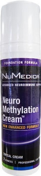 NuMedica NeuroMethylation Cream Enhanced Formula 1.8 oz