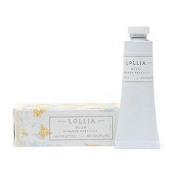 Lollia Wish Petite Treat Shea Butter Handcreme