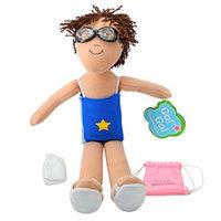 Dream Big Toys Go! Go! Sports Girl - Swimmer Girl