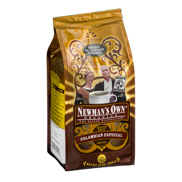 Green Mountain Coffee Newman's Own Organics Colombian Especial Medium Roast