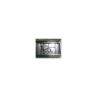 Sharp RK51S27 27 inch Built In Trim Kit for R530ES, R530BS Microwave - Stainless