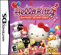 Atari Hello Kitty: Birthday Adventures