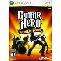 Activision 047875955271 Guitar Hero World Tour for Xbox 360
