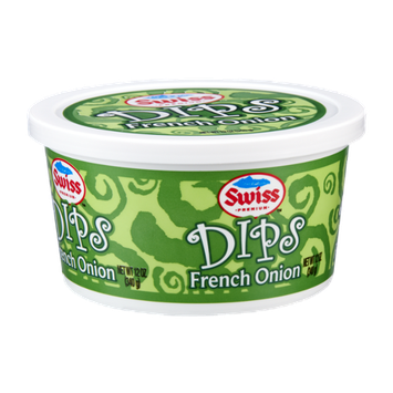 Swiss Premium French Onion Dips