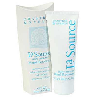 Crabtree & Evelyn La Source Skin Therapy Hand Recovery