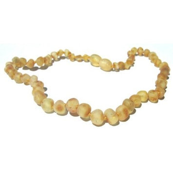 Genuine Authentic Inspired By FinnTM Baltic Amber Baby Teething Necklaces