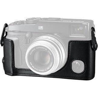 Fuji Leather Half Case for X-PRO 2 Digital Camera