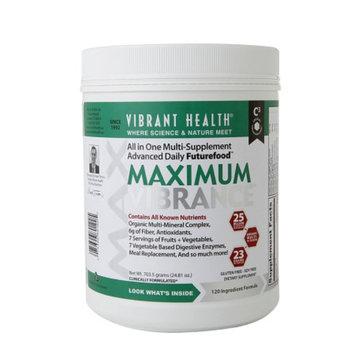 Vibrant Health Maximum Vibrance All in One Multivitamin, 21.81 oz