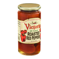 Victoria Roasted Red Peppers