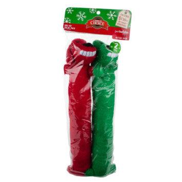 Grreat ChoiceA Pet HolidayTM Bobo Holiday Dog Toys