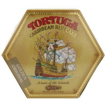 Tortuga Caribbean Rum Cake, Golden Original, 32-Ounce Cake