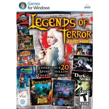 Viva Media Legends Of Terror Collection (PC Games)