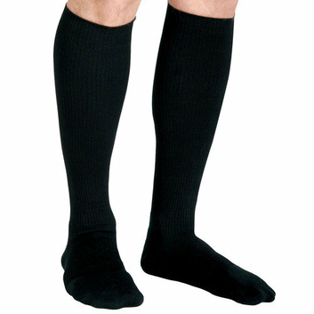Medline Curad Knee Length Regular Compression Socks