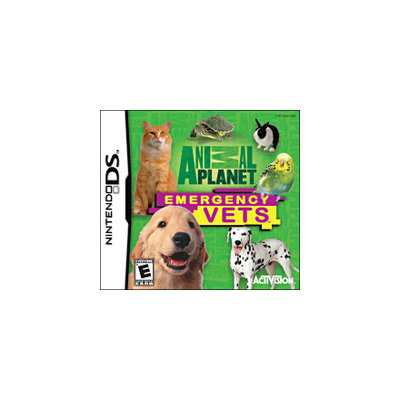 Activision Animal Planet: Emergency Vets