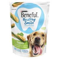 Purina Beneful Beneful Healthy Smile Twists Dental Dog Treats Large - 7 pk