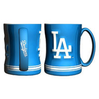 Boelter Brands MLB Diamondbacks Set of 2 Relief Coffee Mug - 14oz