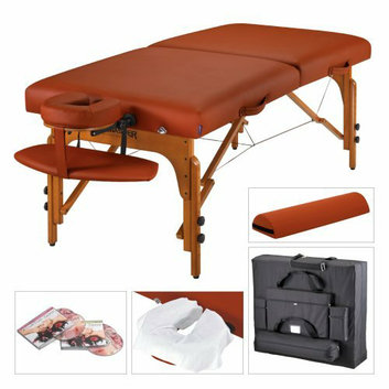 Master Massage Santana LX Portable Massage Table Package