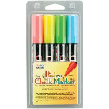 Uchida Of America Marvy Uchida Set A Bistro Chalk Marker (4-Piece) 480-4A