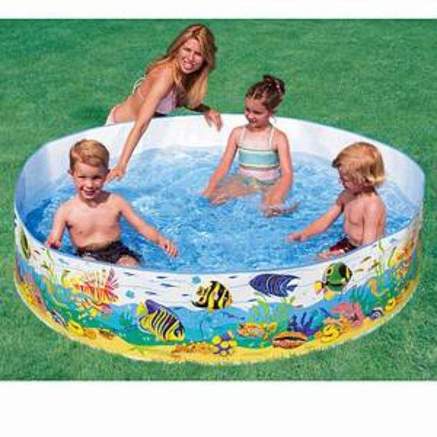 Intex Recreation Pool Snapset Reef 58461EP
