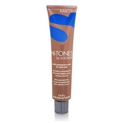 Matrix Socolor Hi-Tones Hi-Lift Permanent Hair Color for Dark Hair HT-R Red