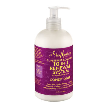 SheaMoisture Superfruit Complex 10-In-1 Renewal System Conditioner