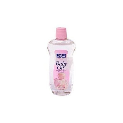 DAVION INC BABY OIL W/VIT E PURITY , PERFECT PURITY 6.5 OZ