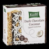 Kashi Dark Chocolate Coconut Layered Granola Bars - 6 CT