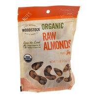 Woodstock Almonds Raw Organic