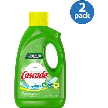 Cascade With Shine Shield Dishwasher Dish Detergent