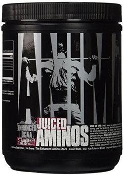 Animal - Juiced Aminos Enhanced BCAA Strawberry Limeade - 358 Grams