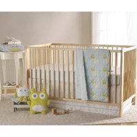 Lolli Living Poppi Living 3pc crib set - Little Monst