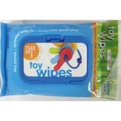 Learning Curve The First Years Toy Wipes