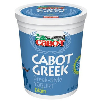 Cabot Greek-Style Plain Yogurt, 2 lbs