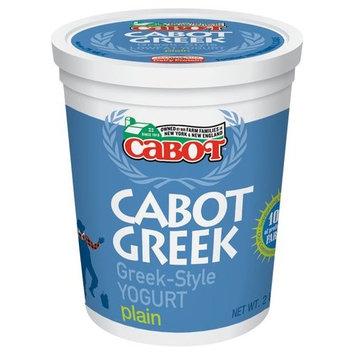 Cabot Greek-Style Plain Yogurt, 2 lbs