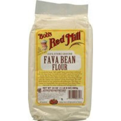 Bob's Red Mill Fava Bean Flour, 24 Oz (Pack of 4)
