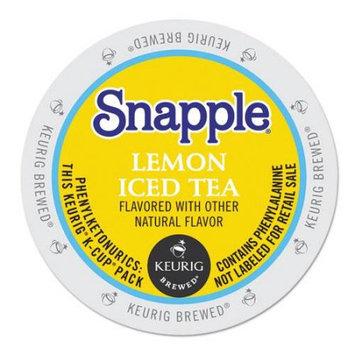 Snapple Lemon Iced Tea K-Cup Portion Packs for Keurig K Cup Brewer (Case of 88)