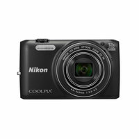Nikon COOLPIX S6800 Digital Camera with 16 Megapixels and 12x Optical Zoom (Available in multiple colors)