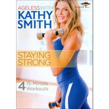 Acorn Media Ageless with Kathy Smith: Staying Strong DVD