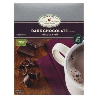 Archer Farms Dark Chocolate Hot Cocoa Mix 8 ct